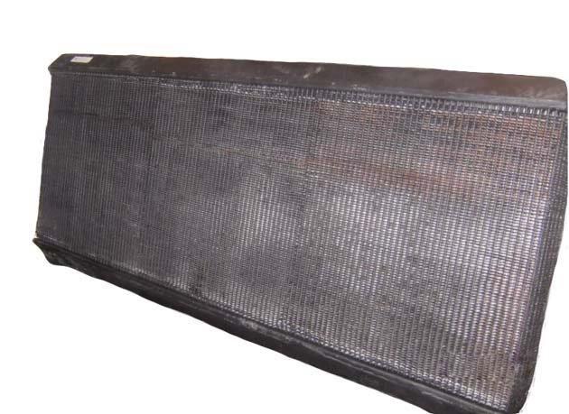 Фото: Радиатор водяной, медный (8.02.017)