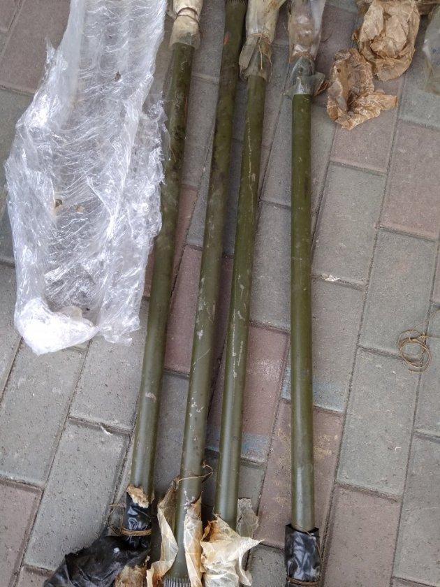 Торсион усиленный (34 мм) (71-2946036)