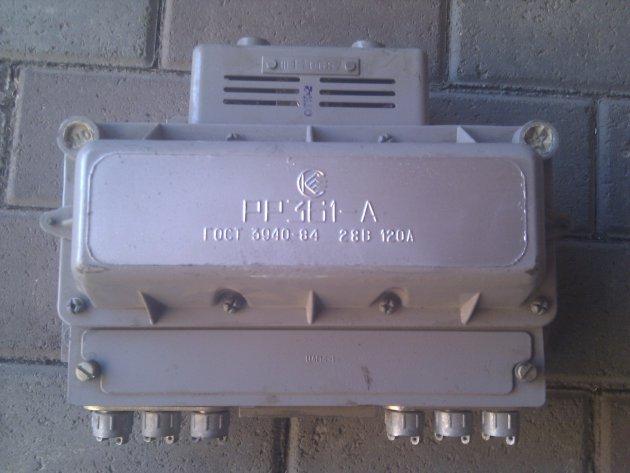 Реле-регулятор напряжения РР-361А-01