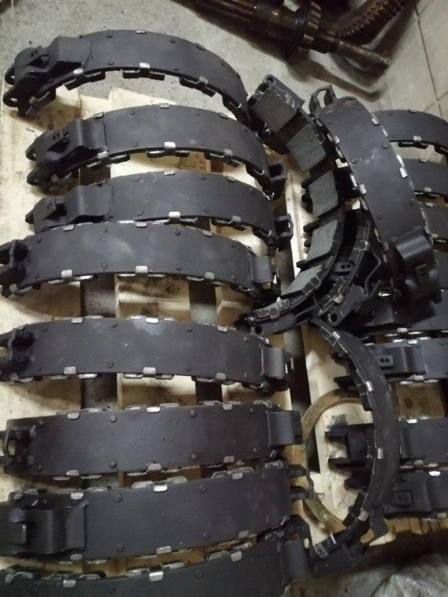 Фото: Лента тормозная узкая в сб (3402-2604010)