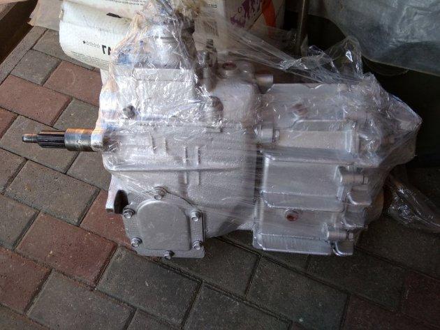 Фото: Коробка переключения передач с РК в сборе   (71-1700006)