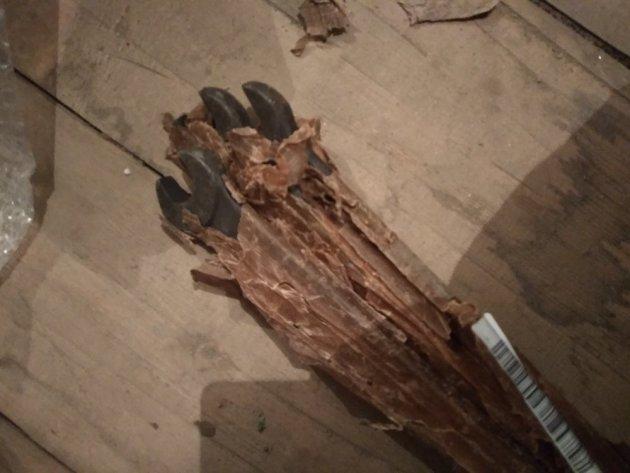 Фото: Ключ натяжителя гусеницы (21.61.303)