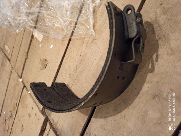Фото: Лента тормозная с накладками в сборе (широкая) (71-2604010)
