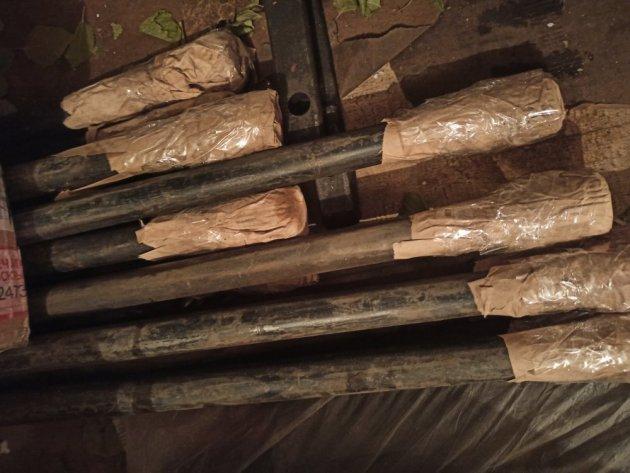 Фото: Вал торсионный среднего катка ГТМУ (94 см.) (71-2946036)
