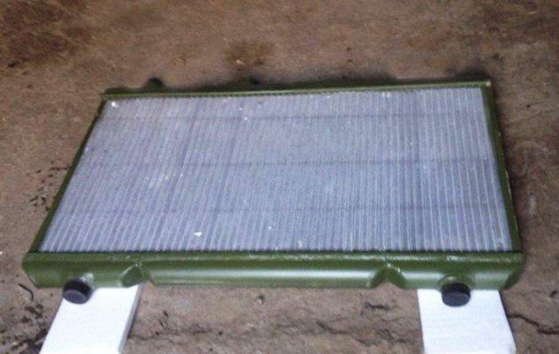 Фото: Радиатор масляный (8.07.019)