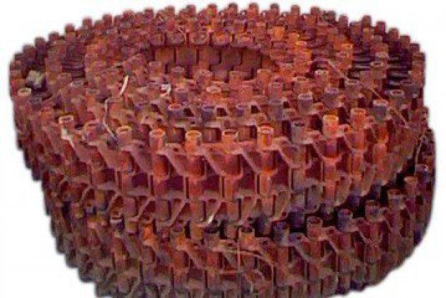 Фото: Гусеница РМШ короткая (216 звеньев) (8.34.001)